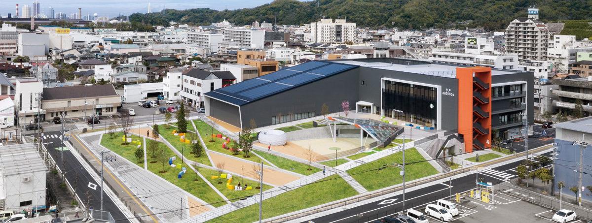 海南nobinosは6月1日に開館しました